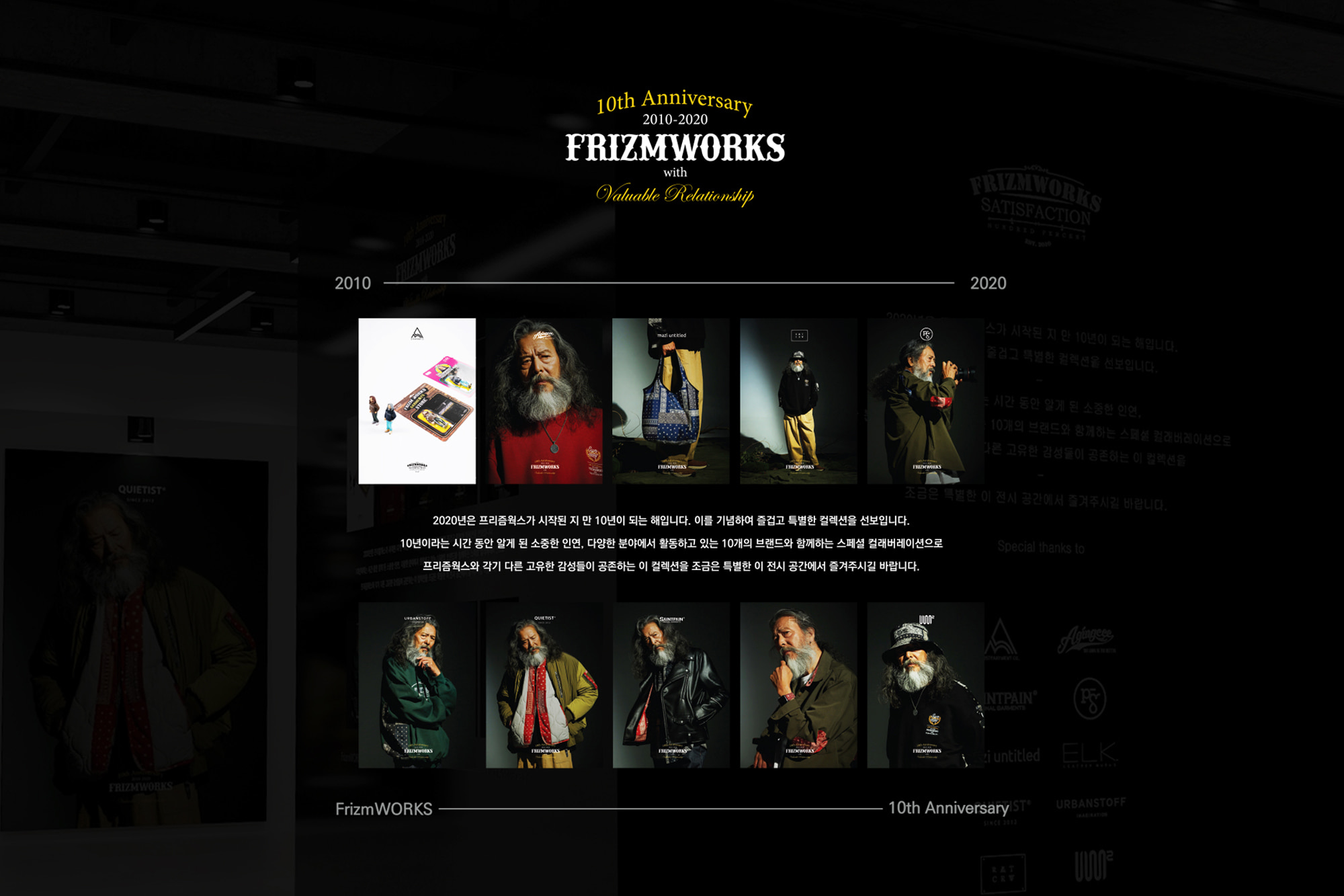 FrizmWORKS 10th Anniversary Special Collection