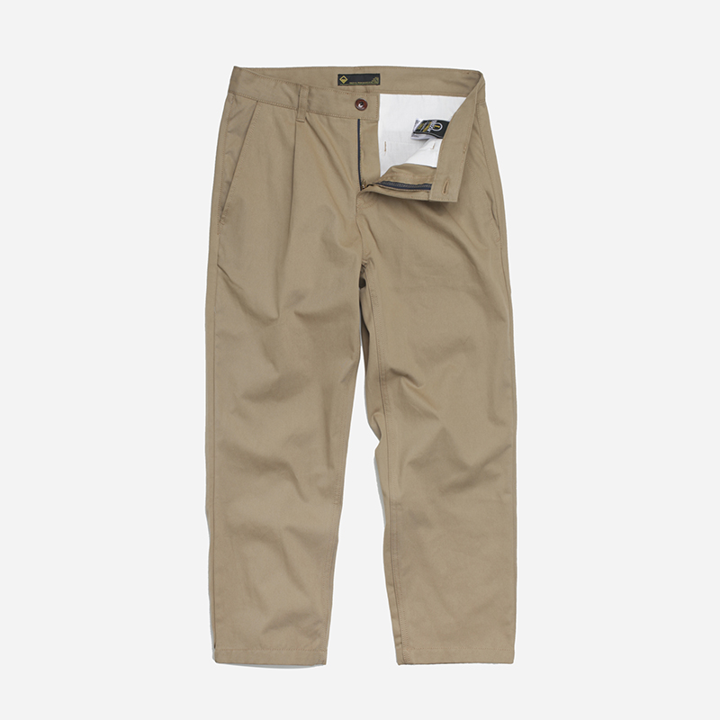 Haworth one tuck pants _ beige