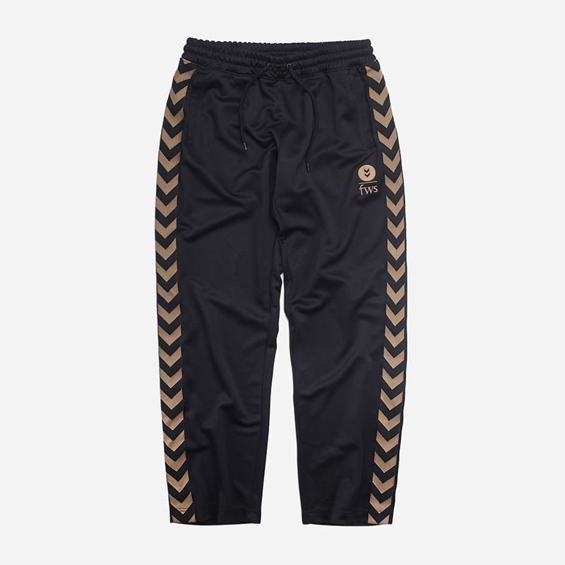 [FRIZMWORKS X HUMMEL]Synergy training pants _ black