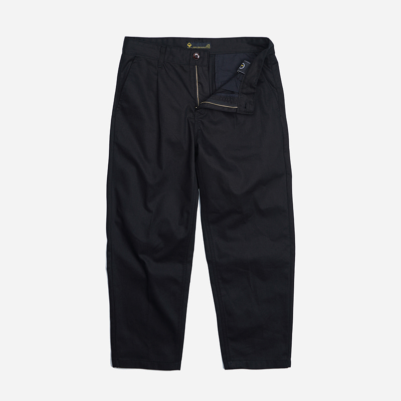 Haworth one tuck pants _ black