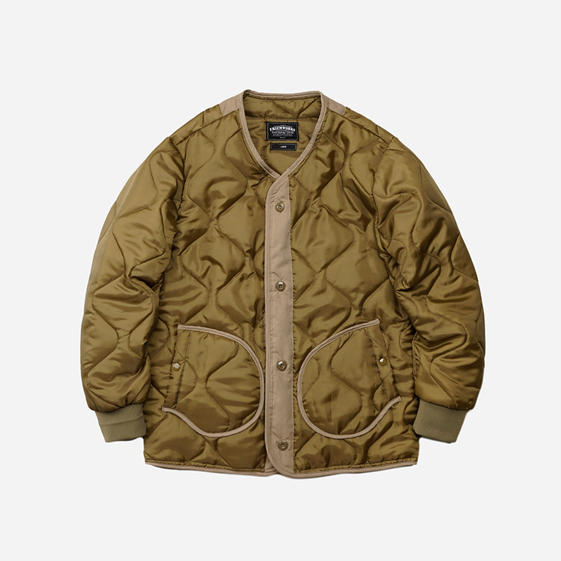 M1965 Field liner jacket _ coyote