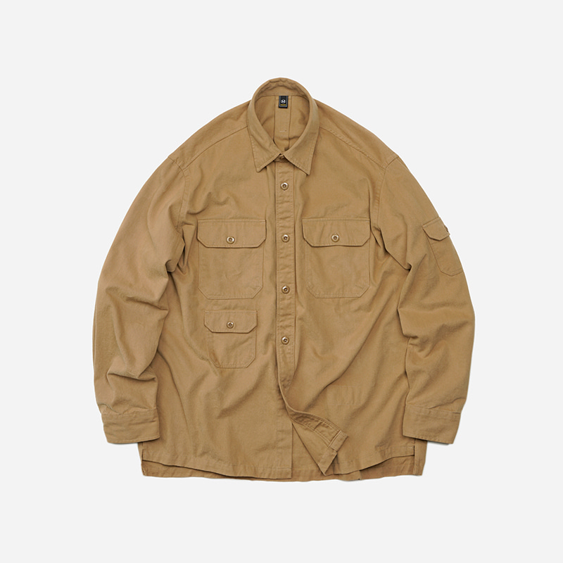 CPO Shirt jacket _ beige