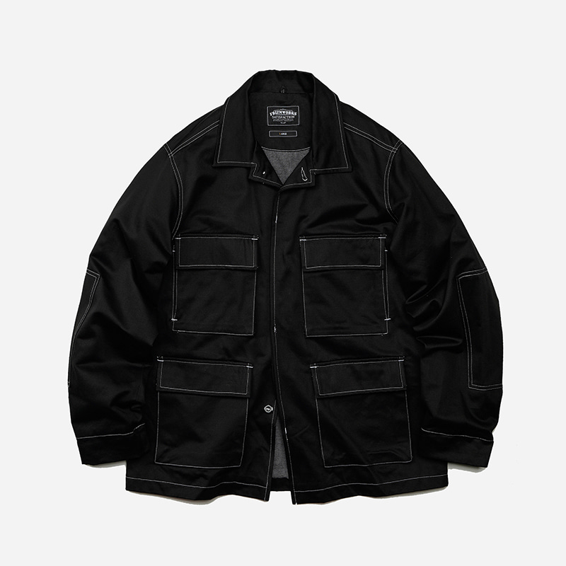Stroll BDU jacket _ black