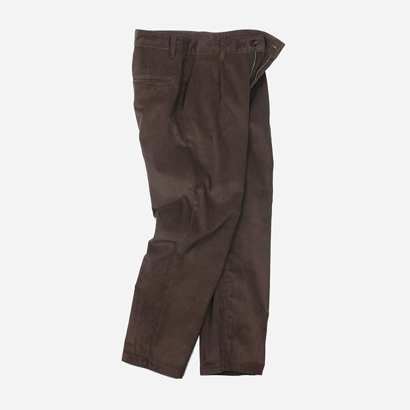 Haworth corduroy pants _ brown