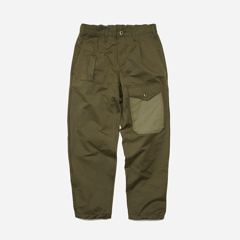 British army easy pants _ olive