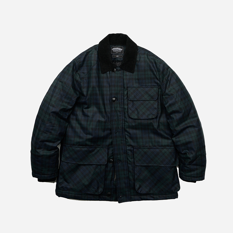 Bergen hunting jacket 002 _ black watch