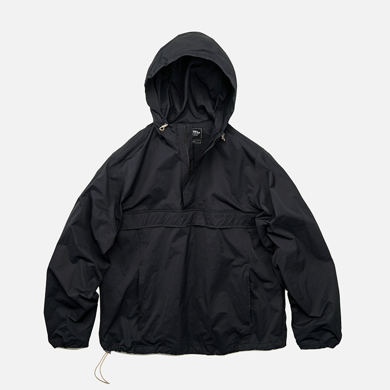 NYCO anorak jacket _ black