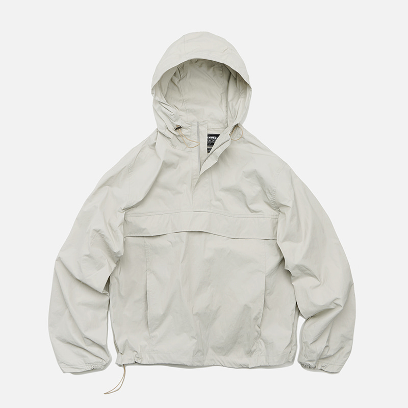 NYCO Anorak jacket _ light gray