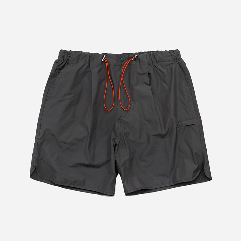 NYCO Set-up shorts _ charcoal