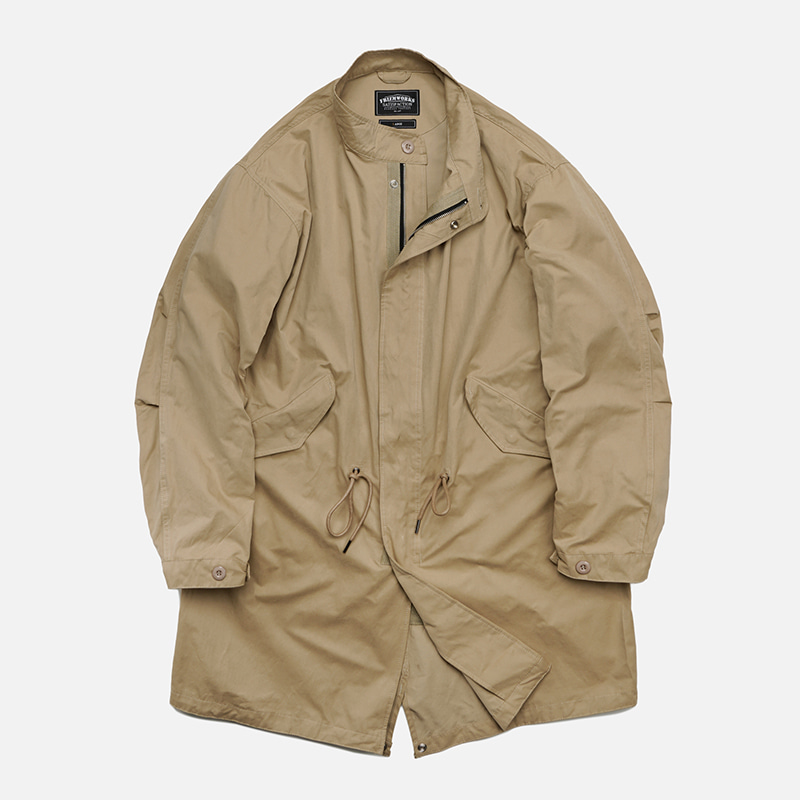 Flavor M65 fishtail jacket _ beige
