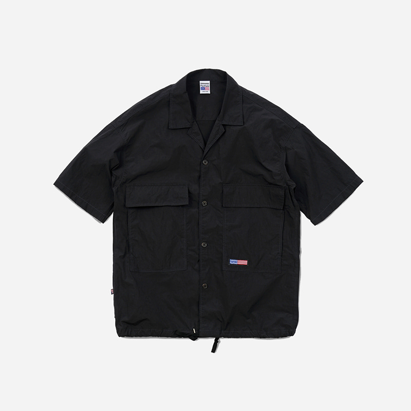 [PENFIELD X FRIZMWORKS] BDU String shirt jacket _ black
