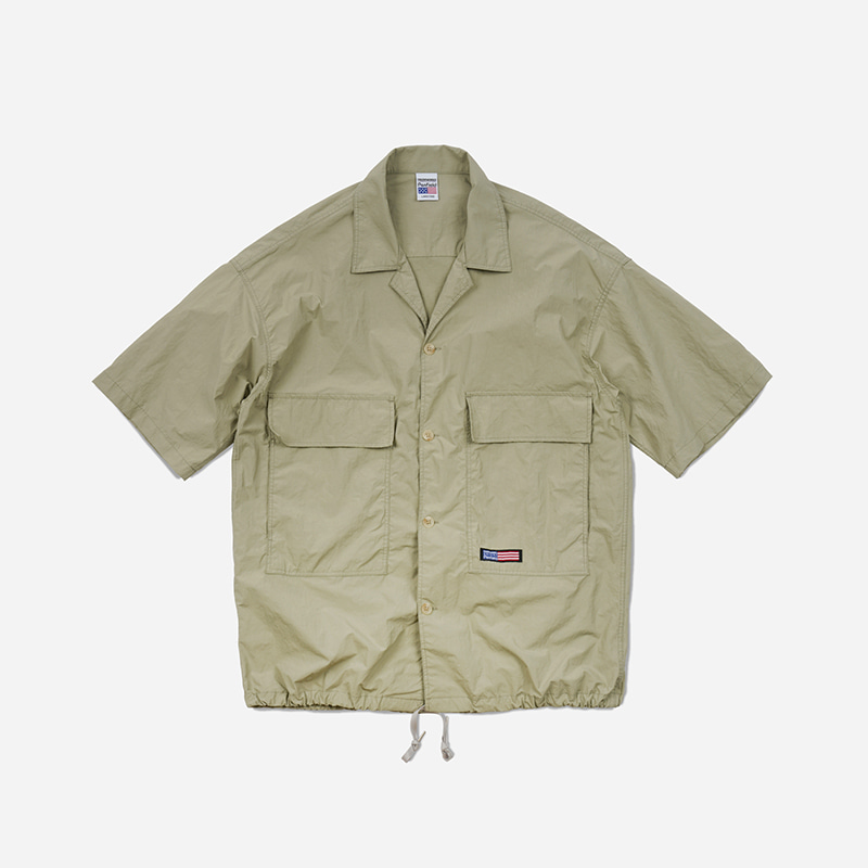[PENFIELD X FRIZMWORKS] BDU String shirt jacket _ beige