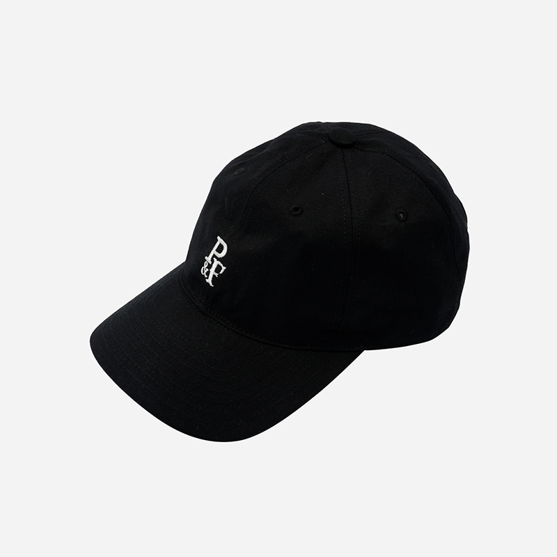[PENFIELD X FRIZMWORKS] P&F Logo ball cap _ black