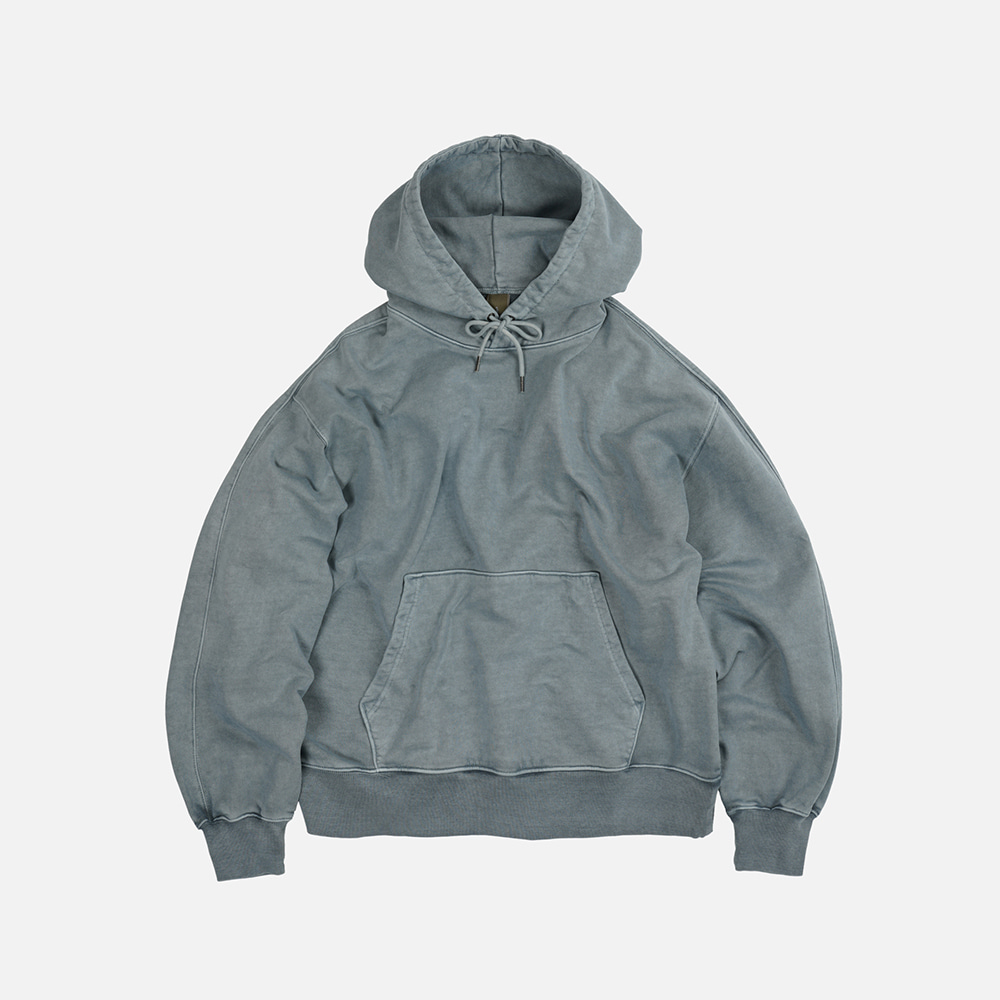 OG pigment dyeing hoody 002 _ mint