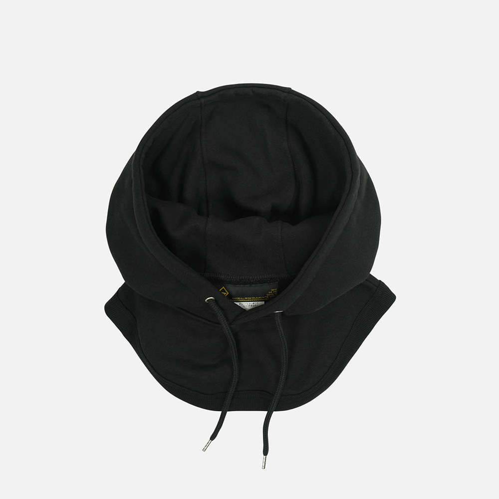 Separated hood _black
