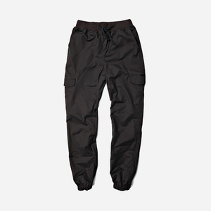 Cargo jogger pants _ char