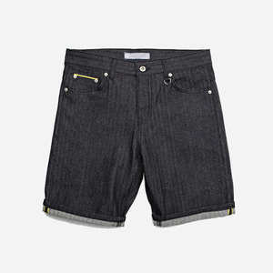 Hrb Selvedge denim short _ black
