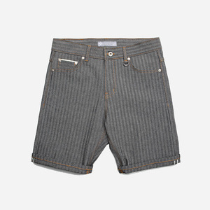 Hrb Selvedge denim short _ gray